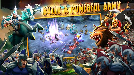 Wartide Heroes of Atlantis MOD (Unlimited Energy/Unsuccessful Skills) 1
