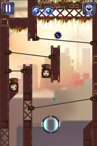ECO : Falling Ball - screenshot