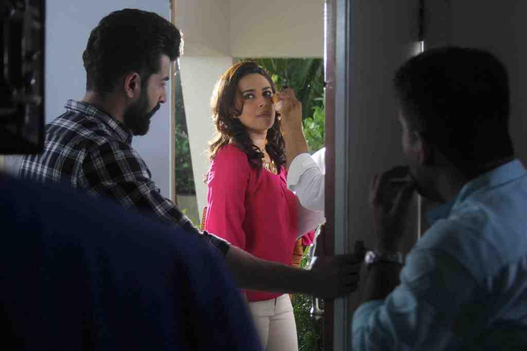 Swara Bhaskar and Jay Bhanushali begin shooting for