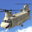 Army Helicopter Flying Simulator icon