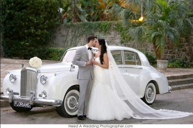 1960 Bentley - White Hire FL