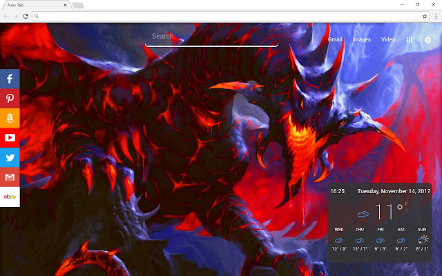 Magic the gathering wallpapers themes hd chrome web store magic the gathering wallpapers themes hd pictures created for fans of magic the gathering voltagebd Images