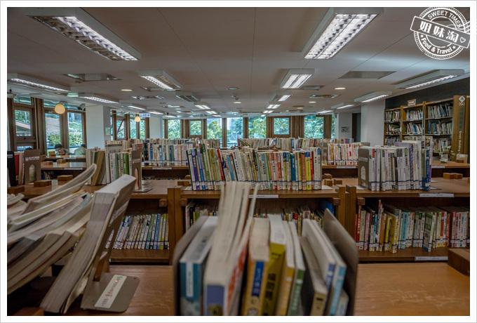 北投圖書館1樓