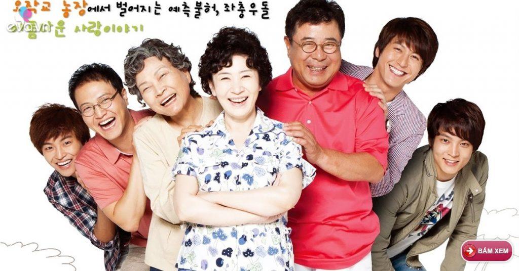 Hàn Quốc cũng là đất nước rất coi trong quan hệ gia đình.