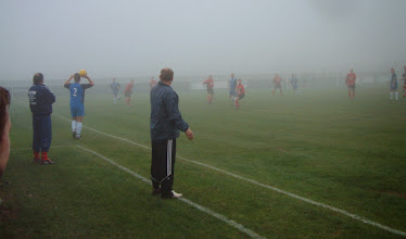 Photo: 19/11/05 v Newton Abbot (FAV2) 1-0 A at 50 mins - contributed by Martin Wray