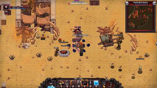 Hero Siege: Pocket Edition painmod.com screenshots 3