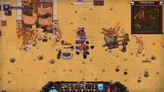 Hero Siege: Pocket Edition Apk Download For Android and Iphone 3