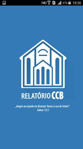 Relatório CCB