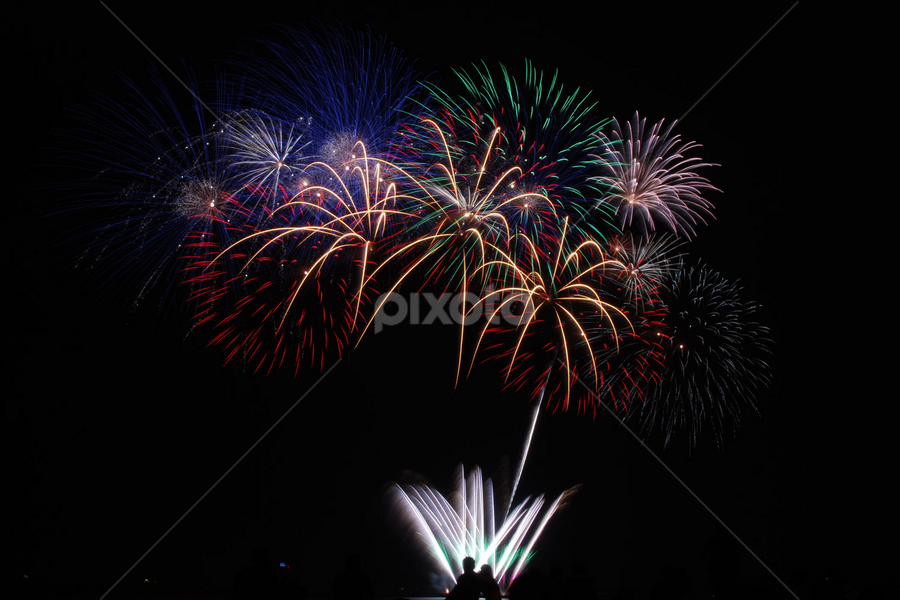 by Emil Zion Punzalan - Public Holidays New Year's Eve