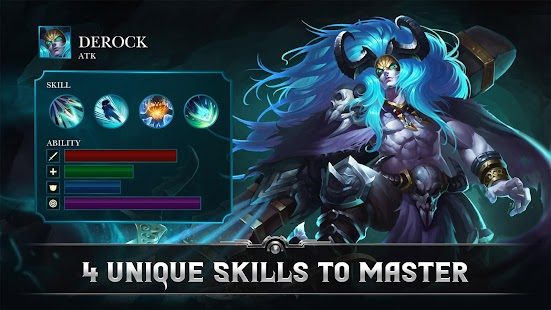 MOBA Legends- screenshot thumbnail