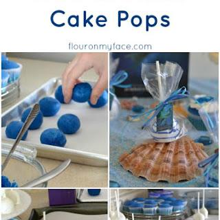How to make Cake Pops.