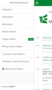 HSG Alumni Forum screenshot 0