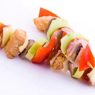 Gluten Free Chicken Kebabs Recipes.