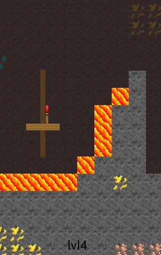 Noob Torch Flip 2D screenshots 5