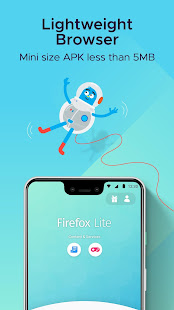 App Firefox Lite — Fast Web Browser, Free Games, News APK for Windows Phone