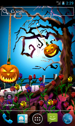 Halloweener LWP Free