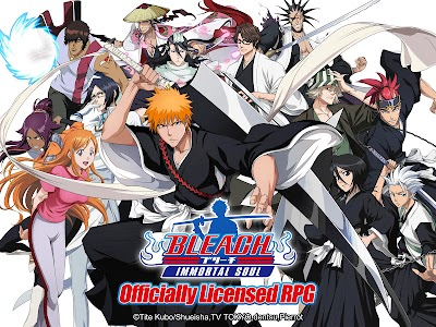 Bleach: Immortal Soul 1.1.97 (60) (Arm64-v8a + Armeabi-v7a)