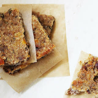 Fruit and Nut Quinoa Bars.