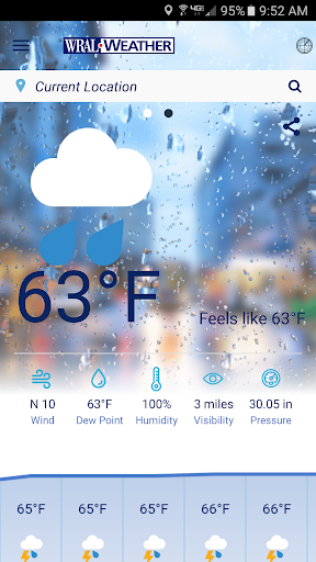 WRAL Weather  screenshots 1