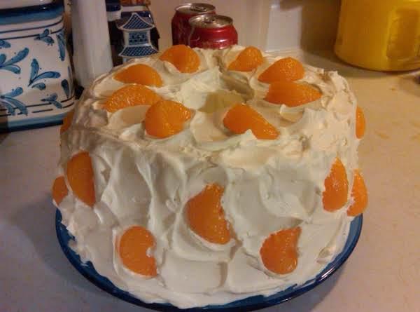 Ann's Orange-pineapple Cake Recipe