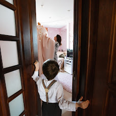 Wedding photographer Sergey Mikheev (Exegi). Photo of 26.04.2016