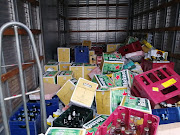 Police arrested a man who allegedly hijacked a truck delivering liquor in Umlazi on Thursday.