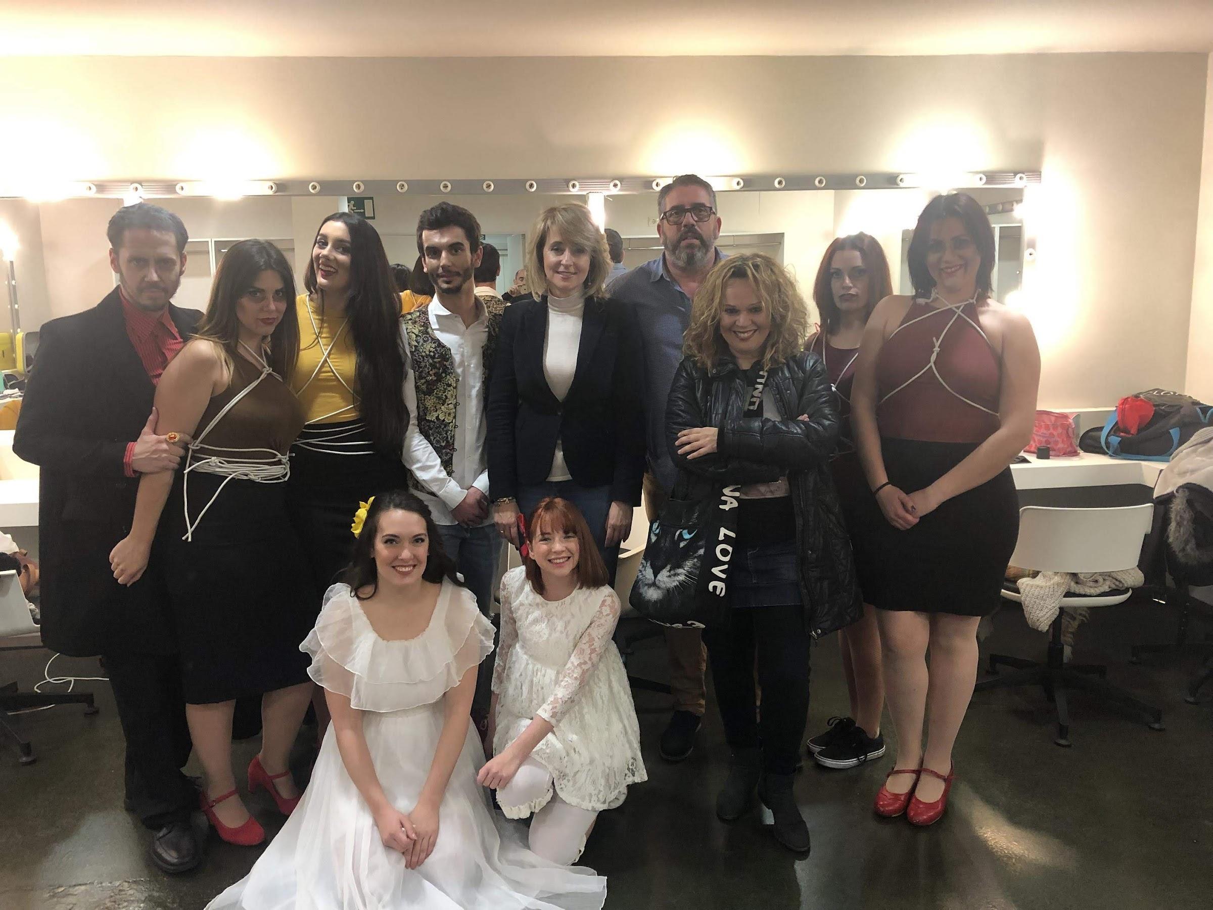 """Nuevo Teatro Musical representa """"La zapatera prodigiosa"""" en el Teatro Florida"""
