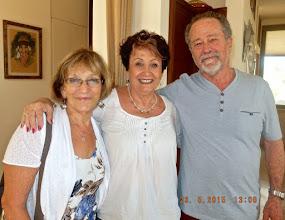Photo: Roz, Frida & Bish...AKA Henry