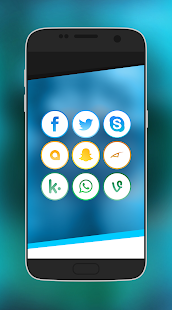 Infinite Modern Icon Pack- screenshot thumbnail