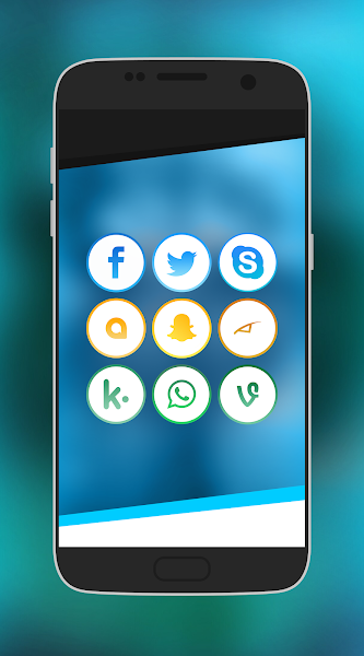 Infinite – Modern Icon Pack v1.2