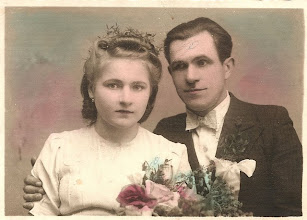 Photo: 06 Bronisława Mendocha z mężem Franciszkiem Bocheńskim