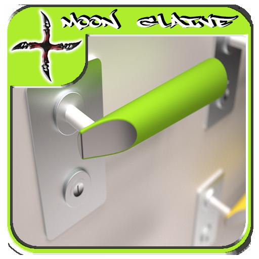 書籍App|門把手設計理念 LOGO-3C達人阿輝的APP