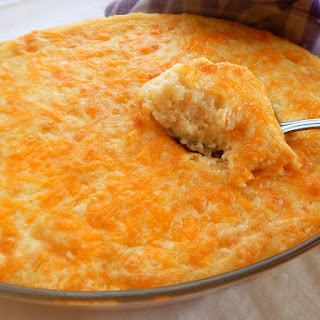 Baked Cheesy Grits