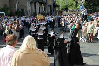Photo: Fejring af Hildegard - prossion