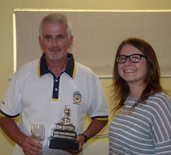 Photo: Non Winner Singles Champion- Dave Lane