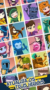 Tap Titans Screenshot