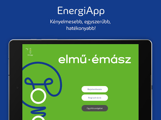 Elmű-Émász EnergiApp screenshot 11