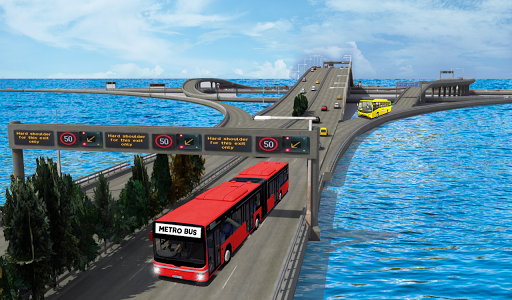 Metro Bus Game : Bus Simulator 1.4 screenshots 11
