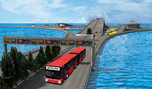 Metro Bus Game : Bus Simulator- screenshot thumbnail