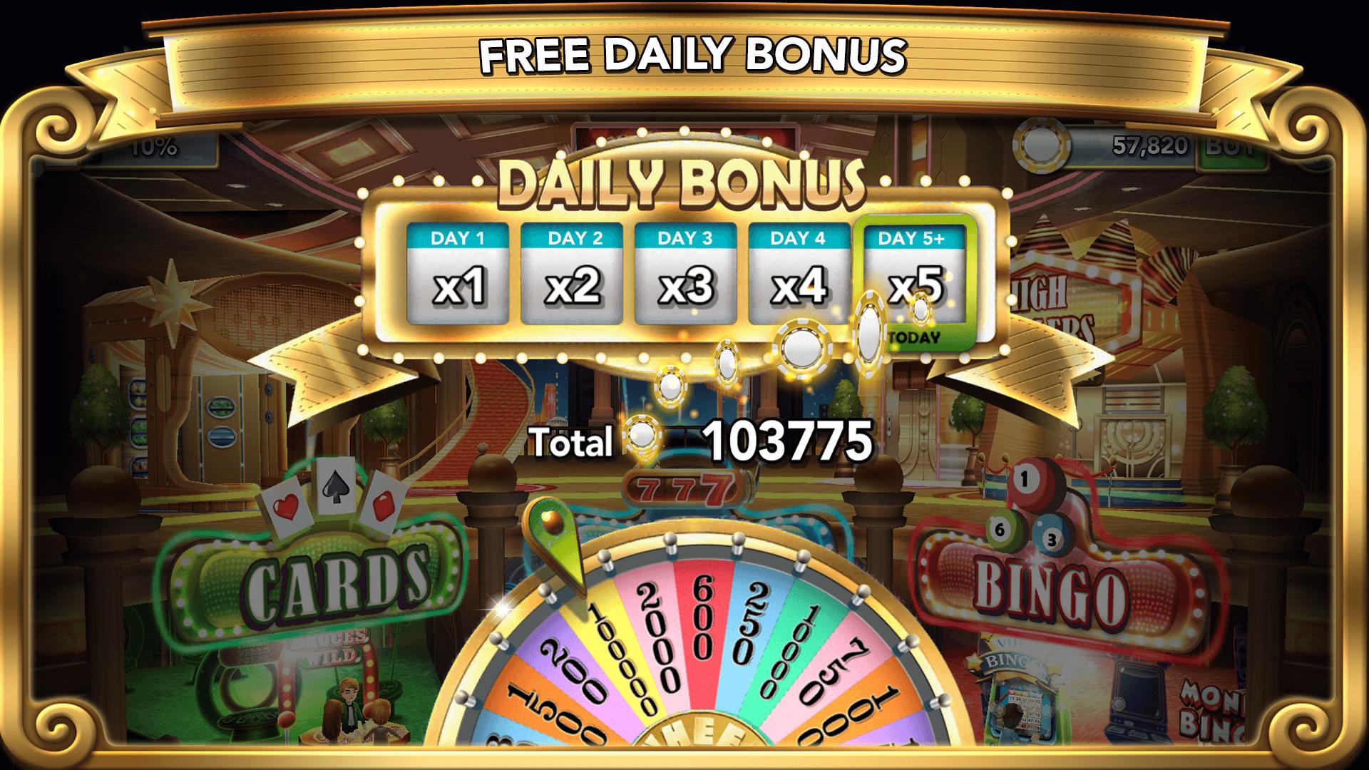 GSN Grand Casino - FREE Slots screenshot #8