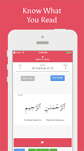 Quran Challenge: Read, Memorize and Translate Game- screenshot thumbnail