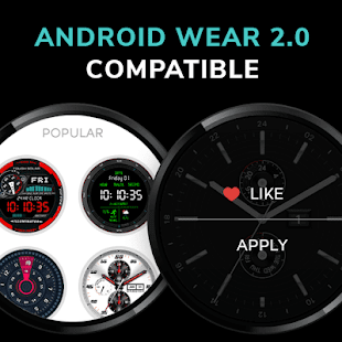 MR.TIME - FREE Watch Faces Maker- screenshot thumbnail