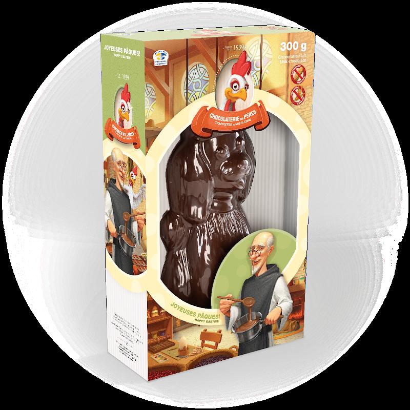 Chocolat Caniche