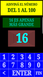 Download Adivina el número al tacto For PC Windows and Mac apk screenshot 3