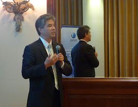 Photo: Héctor Chang, Director de TOTVS.
