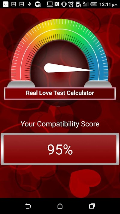 the real love calculator