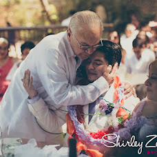 Wedding photographer SHIRLEY ZAMUDIO (shirleyzamudio). Photo of 04.02.2016