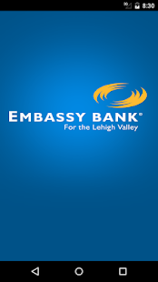 Embassy Bank- screenshot thumbnail