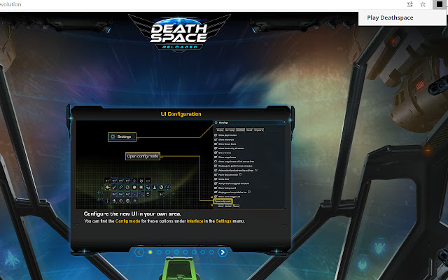 DeathSpaces Flash Enabler