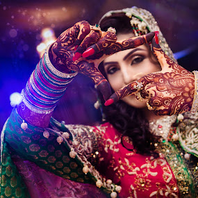 Farrukh Saleem Photography by Farrukh Saleem - Wedding Bride ( pakistan, farrukh saleem, wedding photography, karachi, female photographer, event photography )